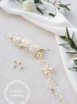 kolczyki EPIA – Wedding Workshop