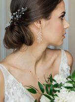 kolczyki ALISA – Wedding Workshop