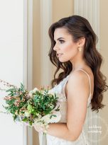kolczyki CLARISA – Wedding Workshop