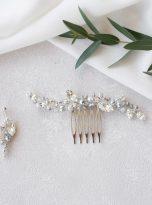 kolczyki NILDA – Wedding Workshop